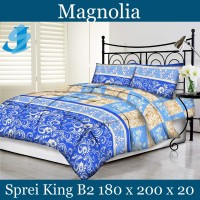 Tommony Sprei King B2 180 x 200 - Magnolia