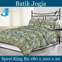 Tommony Sprei King B2 180 x 200 - Batik Jogja