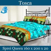 Tommony Sprei Queen 160 x 200 - Tosca