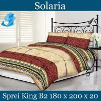 Tommony Sprei King B2 180 x 200 - Solaria