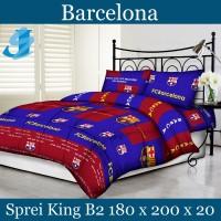 Tommony Sprei King - Barcelona
