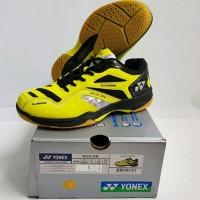 JUAL Sepatu badminton Yonex SRCR CFM Yellow Black ORIGINAL
