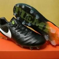 JUAL Sepatu Bola Soccer Nike Tiempo Legend VI Dark Lightning Pack FG