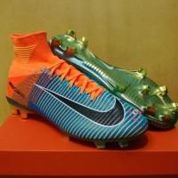 JUAL Sepatu Bola Soccer Nike Mercurial X Superfly EA SPORTS FG