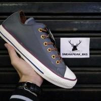 JUAL Sepatu Sneakers Pria Converse All Star Leather