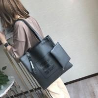T1816 Tas fashion korea handbag wanita import tas bahu shoulder bag