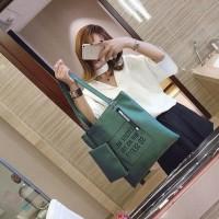 T1815 Tas fashion korea handbag wanita import tas bahu shoulder bag