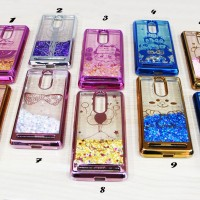 Sarung Tpu Water Gliter Chrome Softcase Lenovo K5 Note