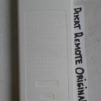 LARIS Remot Remote AC DAIKIN ARC423A5 ORIGINAL ASLI MURAH