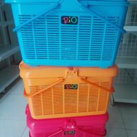 Keranjang Rio Pet Cargo Kucing