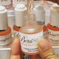 Cuticle serum (oil)/ vitamin cuticle. Merek Brite