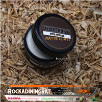 Toar and Roby Matte Clay - Clay Pomade