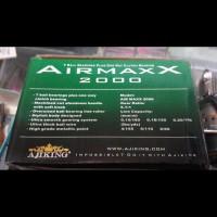 Harga Reel Ajiking Airmaxx 2000 Hargano.com