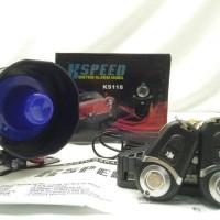 Car Alarm Kspeed K Speed Ks118 Remote Model Mobil Avanza Xenia Mobil