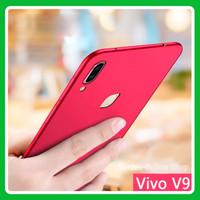 Case Vivo V9 Baby Skin Ultra Thin Slim Softcase Silikon Cover Casing