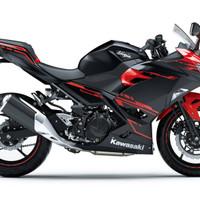 Kredit Motor Kawasaki Ninja 250 ABS SE 2018  - Jabodetabek