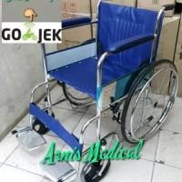 KHUSUS GO-JEK KURSI RODA STANDART LX 809 AVICO fast Delivery Limited