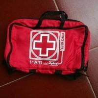 EIGER - TAS P3K KECIL | FIRST AID / EMERGENCY KIT BAG Diskon
