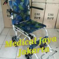 Kursi Roda Treveling Avico/Lipat Kecil/bisa untuk Sholat,Umroh Diskon