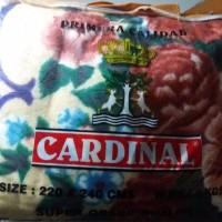 selimut cardinal size jumbo JADI ANGET