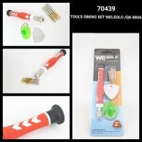 tools toolkit obeng alat buka batere iphone 5 5s 6 6s + samsung bb