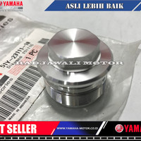 (Spare Part Motor) BAUT TUTUP AS SHOCK DEPAN R15 ASLI YAMAHA