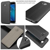 Asus Zenfone 4 Selfie Pro ZD552KL Leather Soft Case Casing Cover Kulit
