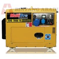 MultiPro Generator Listrik 5000 Watt Diesel Genset Silent SDG-7900 YX