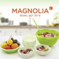 Magnolia Serving set Bowl (set of 9 pcs produk)