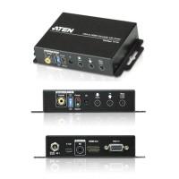 ATEN VC182 VGA AUDIO to HDMI CONVERTER W SCALER