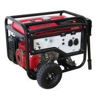 Generator Set SAWAKAMI GFH 9800LX Electric Starter   Genset 5500 Watt