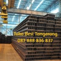 WF 150 6Meter Konstruksi Bangunan H beam Steel