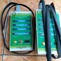 alarm system gas medis adelia