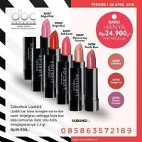 oriflame colourbox lipstik