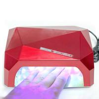 36W LED UV  Nail Dryer Gel Pengering Cat Kuku Kutek