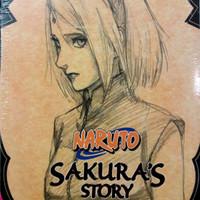 Naruto Novel: Sakura's Story (English)