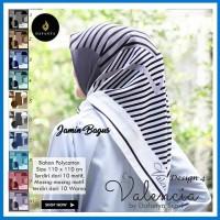 Segi Empat Valencia 4 Murah - Grosir Jilbab - Hijab Instan Murah