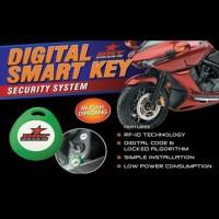 Promo Alarm Motor Honda Beat Pop Fi Injection I-Max Digital Smart Key
