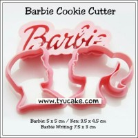 PNC-42 BARBIE-Cookie Cutter