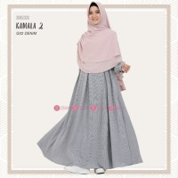 TOP BEST SELLER Gamis Zizara Kamala 2 G02 baju muslim wanita baju mus