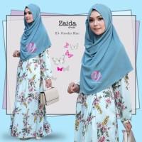 TOP SELLER ORIGINAL Gamis Yasmeera Zaida Dress B3 baju muslim wanita