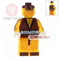 Jual SHOCKER CLASSIC WM401 MARVEL COMIC Lego kw spiderman minifigure murah Murah