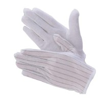 Sarung Tangan Antistatic Dotting / ESD Dot Glove (10 Pasang/Pack)