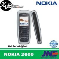 Hp murah Nokia 2600 - GSM - Original - Garansi