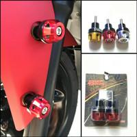 Harga baut spakbor fast bike baut body knalpot fast baut knalpot | antitipu.com