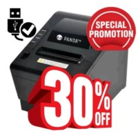RECEIPT POS MINI PRINTER KASIR THERMAL 80AT AUTO CUTTER 80 mm