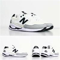 sepatu casual pria NB 530 putih