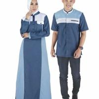 jual Baju Muslim Couple Terbaru 2017