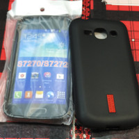 Silikon capdase karet hitam soft case samsung ace3 ace 3 s7270 s7272