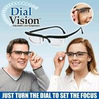 Alat Terapi Kesehatan kacamata dual vision bebas atur fokus lensa SNI